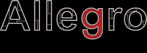 ロゴ:Allegro(アレグロ)